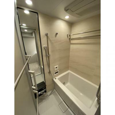 【浴室】Brillia目黒青葉台(ブリリアメグロアオバダイ)
