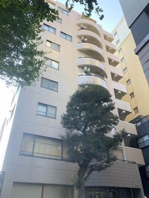 【外観】グランパレ上野 8階 1992年築 角 部屋 リ ノベーション済