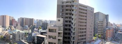 【展望】グランパレ上野 8階 1992年築 角 部屋 リ ノベーション済