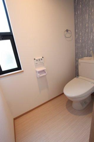 【トイレ】香椎台5丁目戸建て