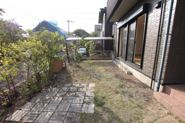 【庭】香椎台5丁目戸建て