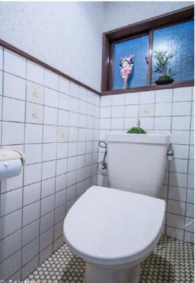 【トイレ】東山区門脇町 中古戸建