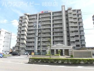 茜部菱野 シャトレ愛松茜部 7階部分 お買い物に便利なエリア 駐車場空きあり 小学校まで7分