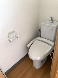 【トイレ】セントラル・ワン