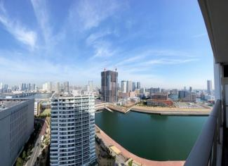 都心方面の眺望