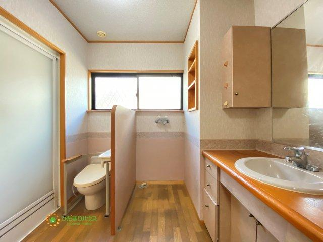 【トイレ】久喜市栗橋東1丁目 中古一戸建て