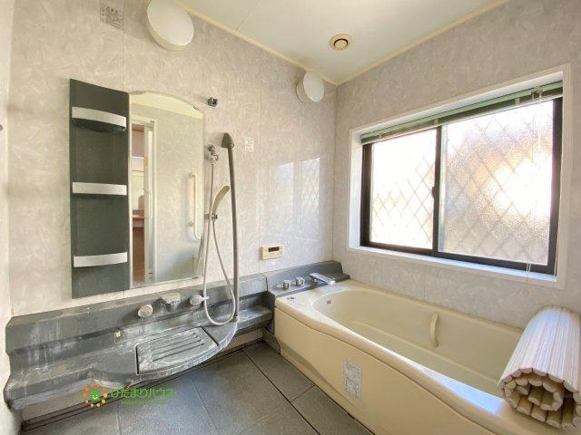 【浴室】久喜市栗橋東1丁目 中古一戸建て