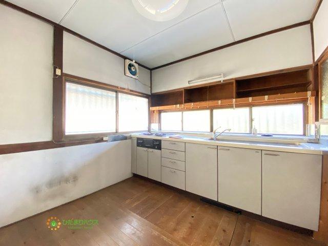 【キッチン】久喜市栗橋東1丁目 中古一戸建て