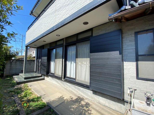 【外観】久喜市栗橋東1丁目 中古一戸建て
