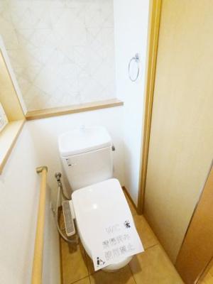 【トイレ】唐櫃六甲台