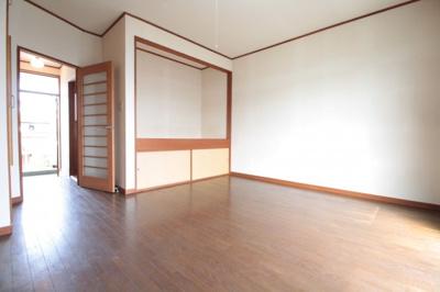 【洋室】コーポ堀