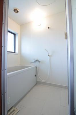【浴室】コーポ堀