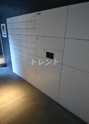 【その他共用部分】ログ初台