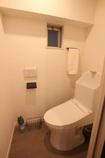 【トイレ】ローレルハイツ高宮