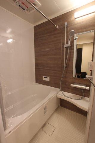 【浴室】ローレルハイツ高宮