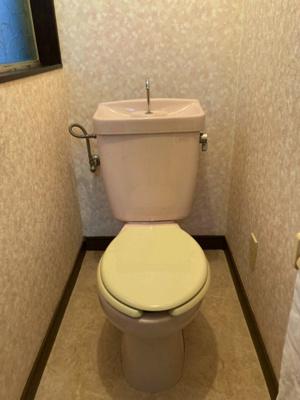 【トイレ】針中野4貸家