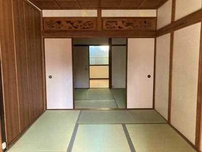 【和室】針中野4貸家