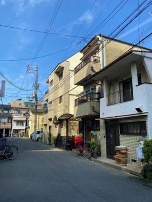 【展望】針中野4貸家