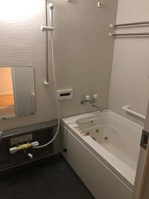 【浴室】ワコーレアーバンステージ三宮