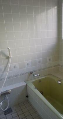 【浴室】野川本町1丁目貸家