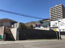 小樽市富岡1丁目 150坪売り土地の画像