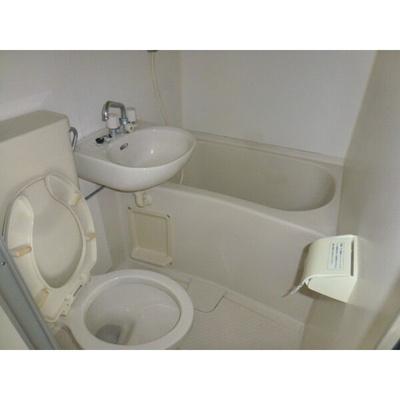 【浴室】フローラルセキメ