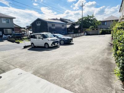 【駐車場】パークハイツⅡ