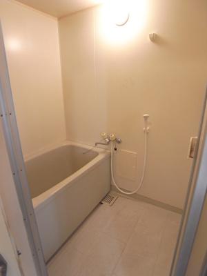 【浴室】パークハイツⅡ