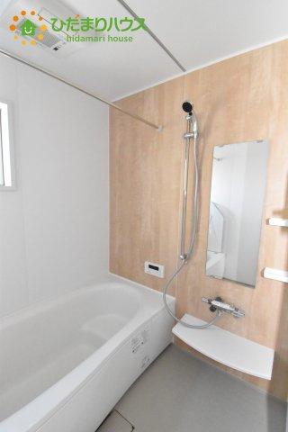 【浴室】上尾市本町4丁目 新築一戸建て