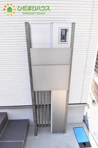 【設備】上尾市本町4丁目 新築一戸建て