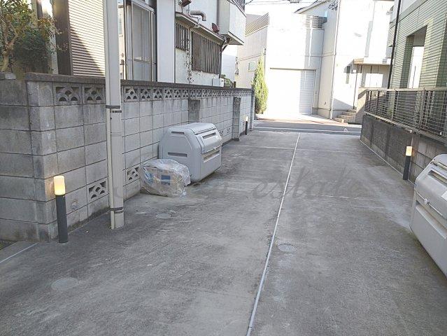 【駐車場】インベストビギン柴又Ⅰ