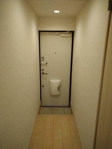 【玄関】インベストビギン柴又Ⅰ