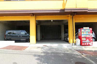 【駐車場】オレンジHILLT