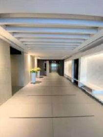 【エントランス】シティハウス東京八重洲通り 15階 角 部屋 2019年築 空室