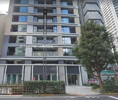 【外観】シティハウス東京八重洲通り 15階 角 部屋 2019年築 空室