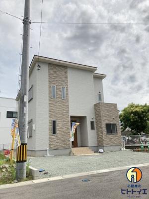 【外観】吉田新築建売住宅O区画