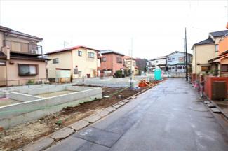 船橋市松が丘 新築戸建て 高根公団駅