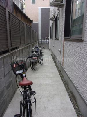 ファーストハウス北新宿の駐輪スペース☆