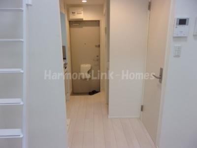 ファーストハウス北新宿のコンパクトで使いやすいトイレです