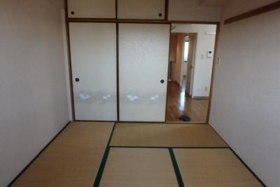 【和室】サンヴィレッジ本郷