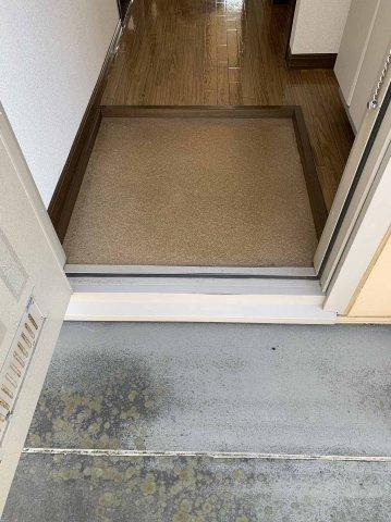 【玄関】グレースハイツC