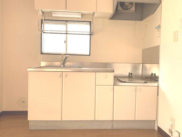【キッチン】グレースハイツC