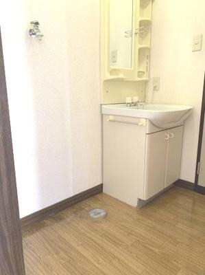 【独立洗面台】グレースハイツC