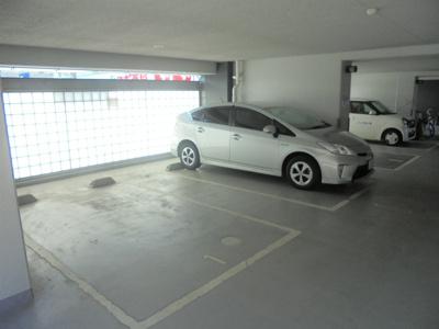 【駐車場】ショワジールタワー長居公園