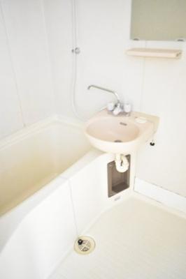 【浴室】ハイツMORI上大岡