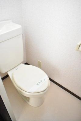 【トイレ】ハイツMORI上大岡