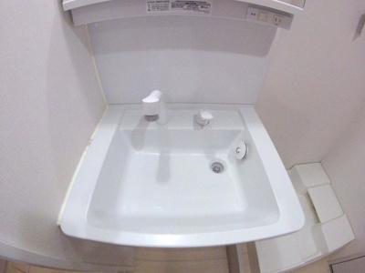 シャワー付き洗面化粧台!