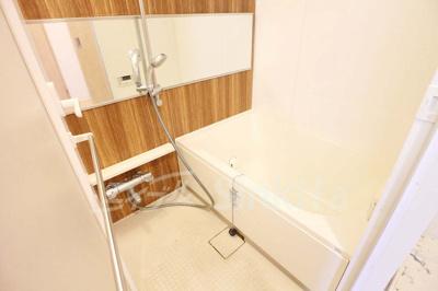 【浴室】ブリランテ新大阪