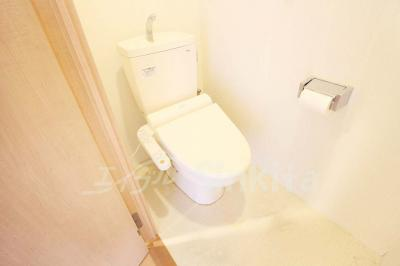 【トイレ】ブリランテ新大阪