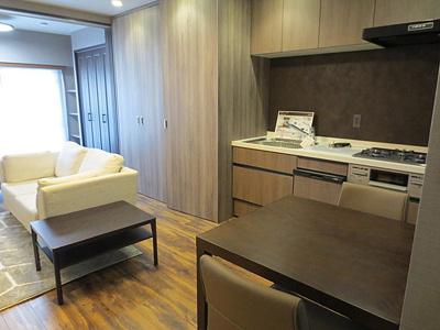 【居間・リビング】東海文京マンション511号室
